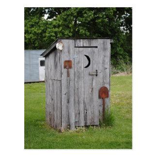 La casa se destaca lista postal