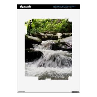 La cascada conecta en cascada Great Smoky Pegatina Skin Para iPad 3