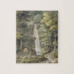 La cascada de la cascada en Hestercombe cultiva un Rompecabeza
