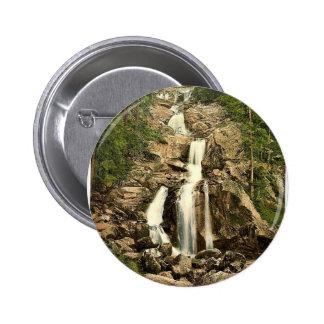 La cascada, Treiberg, bosque negro, Baden, germen Pin