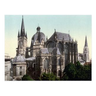 La catedral de Aquisgrán Postales