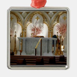 La catedral de San José - altar principal Adorno De Navidad