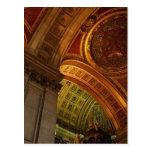 La catedral de San Pablo, Londres, Inglaterra, Rei Postal