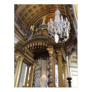 La catedral de San Pablo, Londres Tarjetas Postales