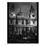 La catedral de San Pablo (postal)