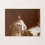 La catedral de San Pablo - sepia