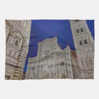 La catedral de Santa María del Fiore Toallas