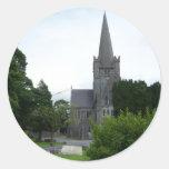La catedral de St Mary Etiquetas