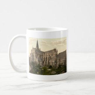 La catedral de St Patrick, Dublín, Irlanda Taza