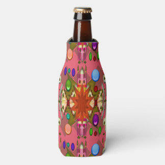 La catedral del fiesta del color/del renacimiento enfriador de botellas