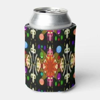 La catedral del fiesta del color/del renacimiento enfriador de latas