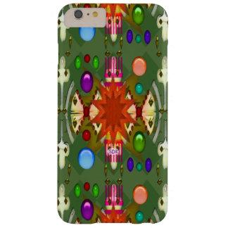 La catedral del fiesta del color/del renacimiento funda para iPhone 6 plus barely there