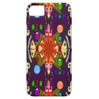 La catedral del fiesta del color/del renacimiento iPhone 5 carcasas