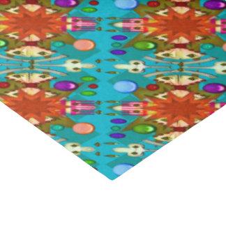 La catedral del fiesta del color/del renacimiento papel de seda
