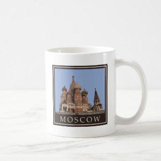 La catedral Moscú de la albahaca del santo Tazas