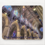 La catedral nacional tapete de ratones