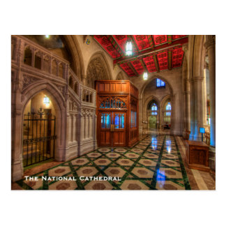 La catedral nacional postal
