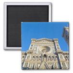 La catedral Santa María del Fiore, Firenze, Imán Para Frigorífico