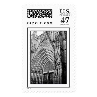 La Catedral Stamp