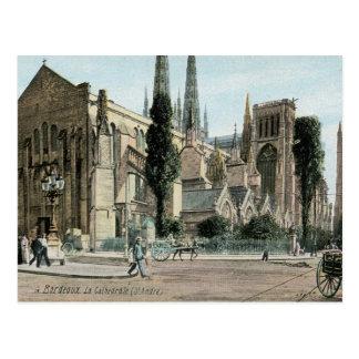 La Cathedral St. Andre, Bordeaux, France Post Cards