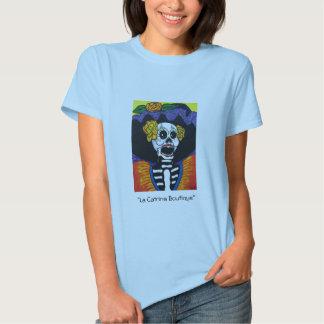 La Catrina Boutique...The Lady T Shirt