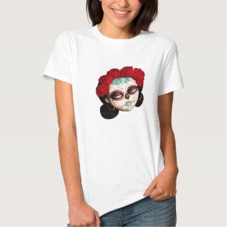 La Catrina - Dia de Los Muertos Girl T Shirt