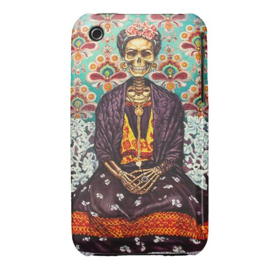 La Catrina iPhone 3 Cover