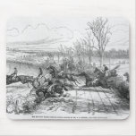 La caza de la aguja de Newport Pagnel Alfombrilla De Raton