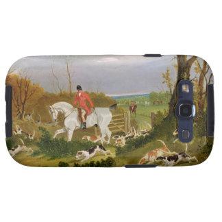La caza de Suffolk - yendo a cubrir cerca de Herri Galaxy S3 Carcasa