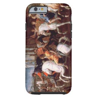 La caza del verraco de Calydonian, 1637-38 Funda Resistente iPhone 6