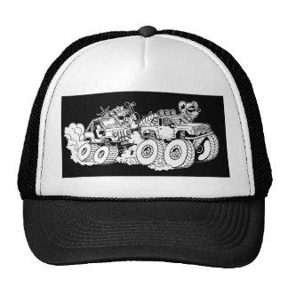 La caza gorras de camionero