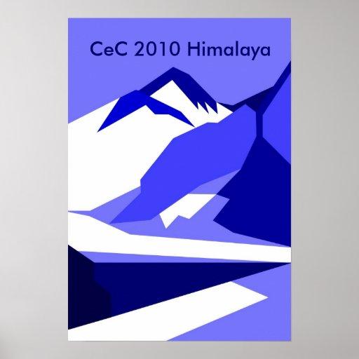 La CCE Himalaya 2010 Póster