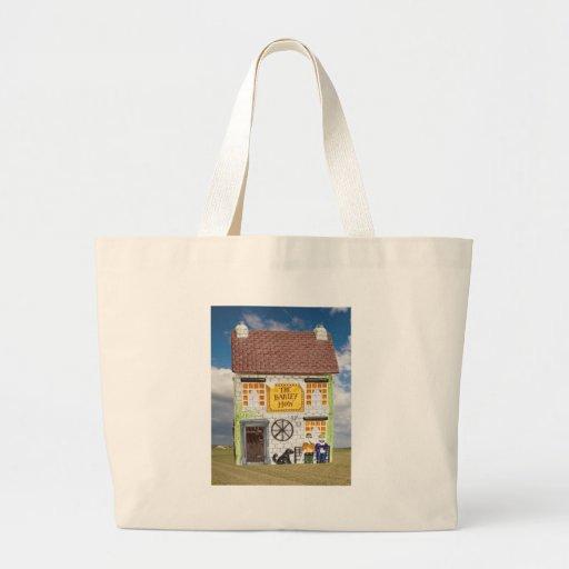 La cebada siega la casa bolsa