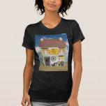 La cebada siega la casa camiseta