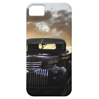 La cebada vieja del iPhone 5 del camión de Chevy Funda Para iPhone SE/5/5s