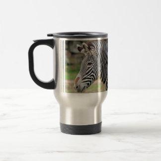 La cebra de Grevy Taza De Café