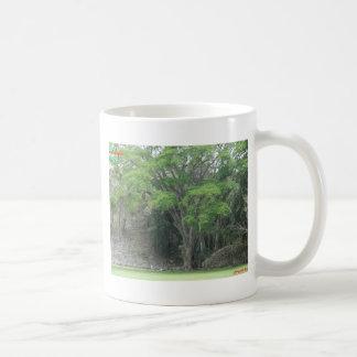 La Ceiba Tree at Las Ruinas de Copan Mugs