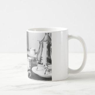La celebración del cumpleaños taza de café