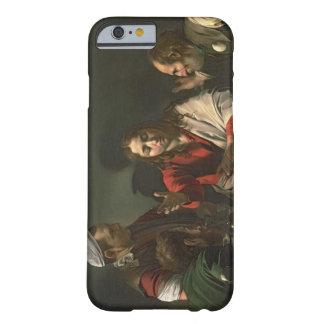 La cena en Emmaus, 1601 (aceite y tempera) Funda Barely There iPhone 6