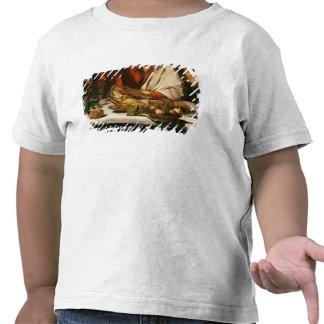 La cena en Emmaus, 1601 Camiseta