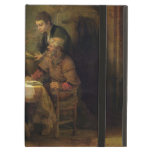 La cena en Emmaus, 1648 (aceite en el panel)