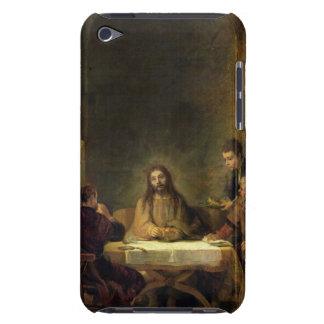 La cena en Emmaus, 1648 (aceite en el panel) Barely There iPod Coberturas