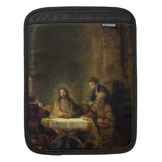 La cena en Emmaus, 1648 (aceite en el panel) Mangas De iPad