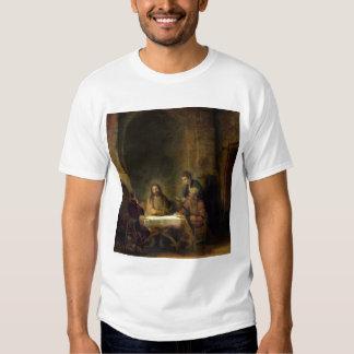 La cena en Emmaus, 1648 Polera