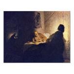 La cena en Emmaus. Por Rembrandt Van Rijn Anuncios