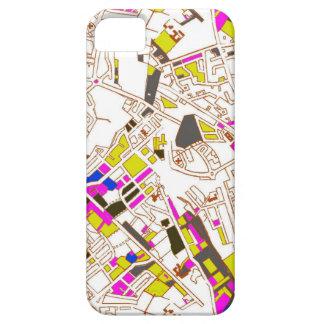 LA céntrico iPhone 5 Carcasas