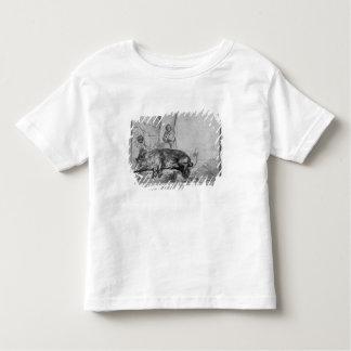 La cerda, 1643 tee shirt