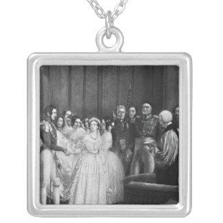 La ceremonia de boda colgante personalizado