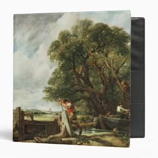 """La cerradura, 1824 carpeta 1 1/2"""""""