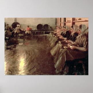 La cervecería grande 1890 impresiones